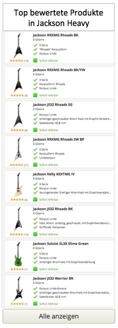 Top bewertete Produkte in Jackson Heavy