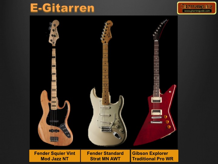 e gitarre kaufen einfuehrung und tipps zu electric guitars. Black Bedroom Furniture Sets. Home Design Ideas
