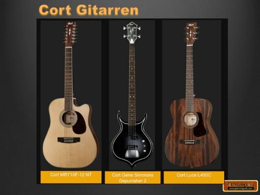 Cort Gitarren
