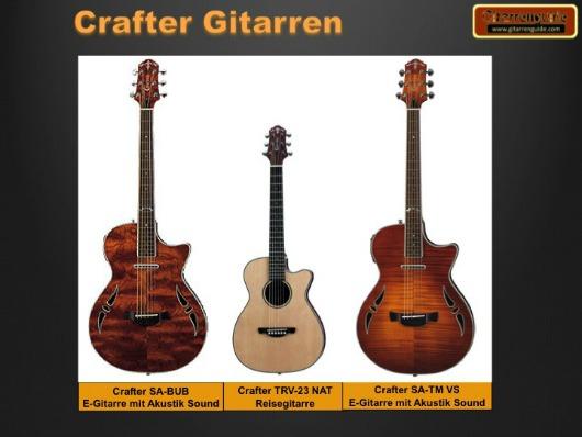 Crafter Gitarrren