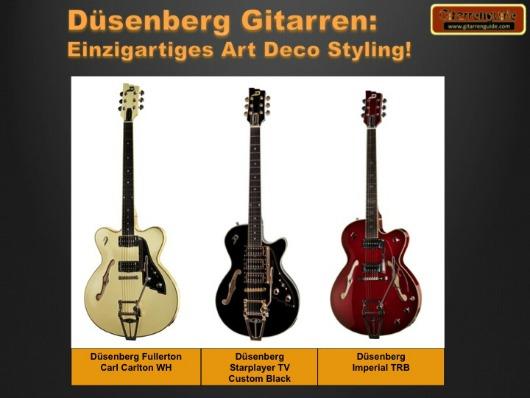 Düsenberg Gitarren
