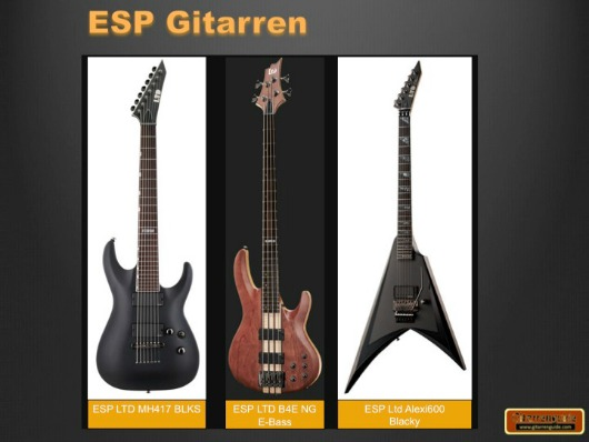 ESP Gitarren