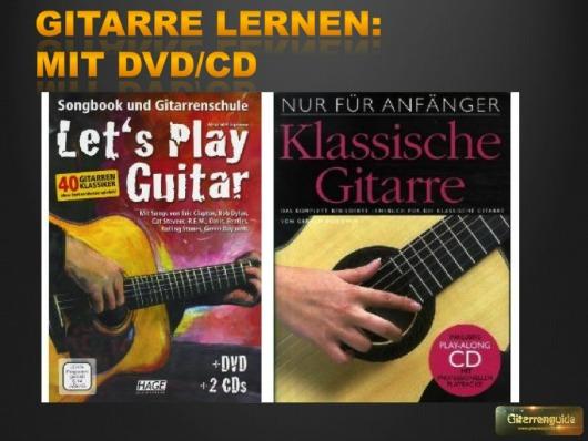 Gitarre lernen mit DVD