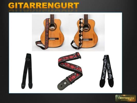 Gitarrengurt