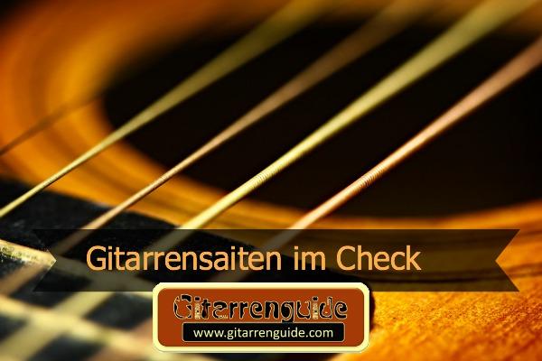 Gitarrrensaiten