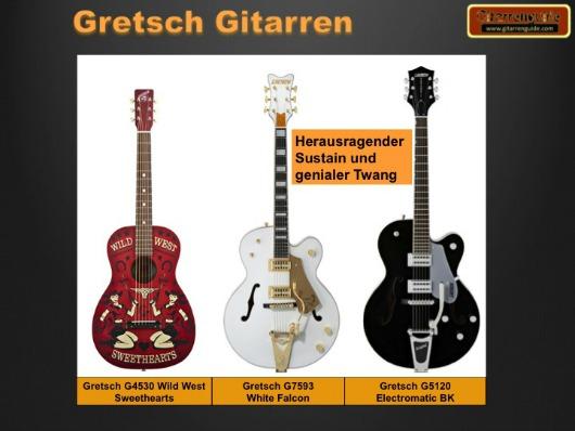 Gretsch Gitarrren