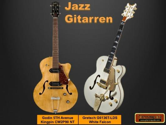 Jazz Gitarren