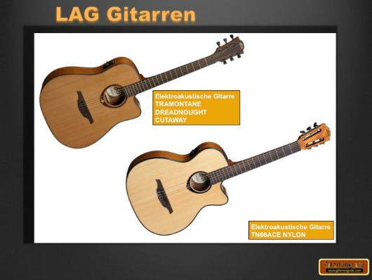 LAG Gitarren