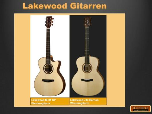 Lakewood Gitarren
