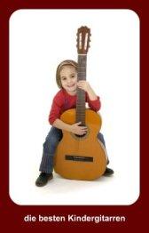 die besten Kindergitarren