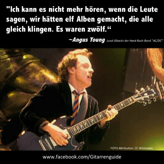 Gibson and Angus Young