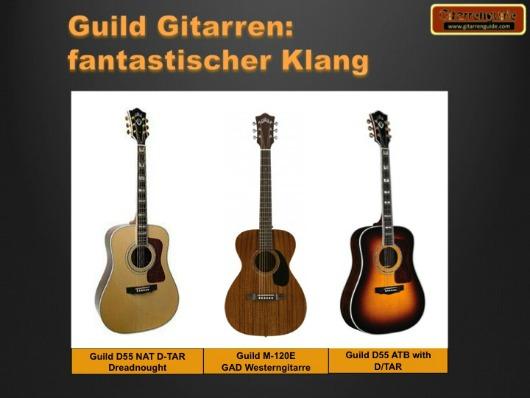 Guild Gitarren