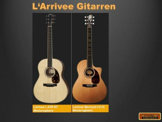 Larrivee Gitarren