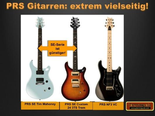 PRS Gitarren