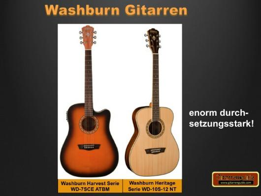 Washburn Gitarren
