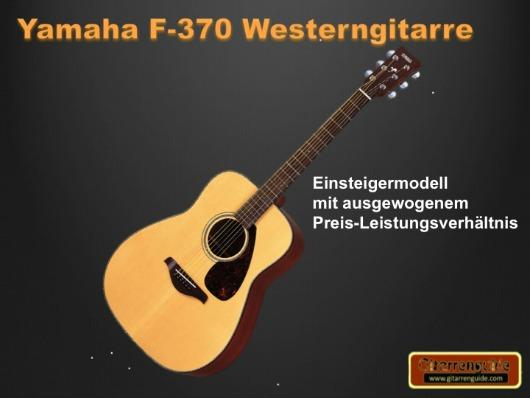 Yamaha F-370